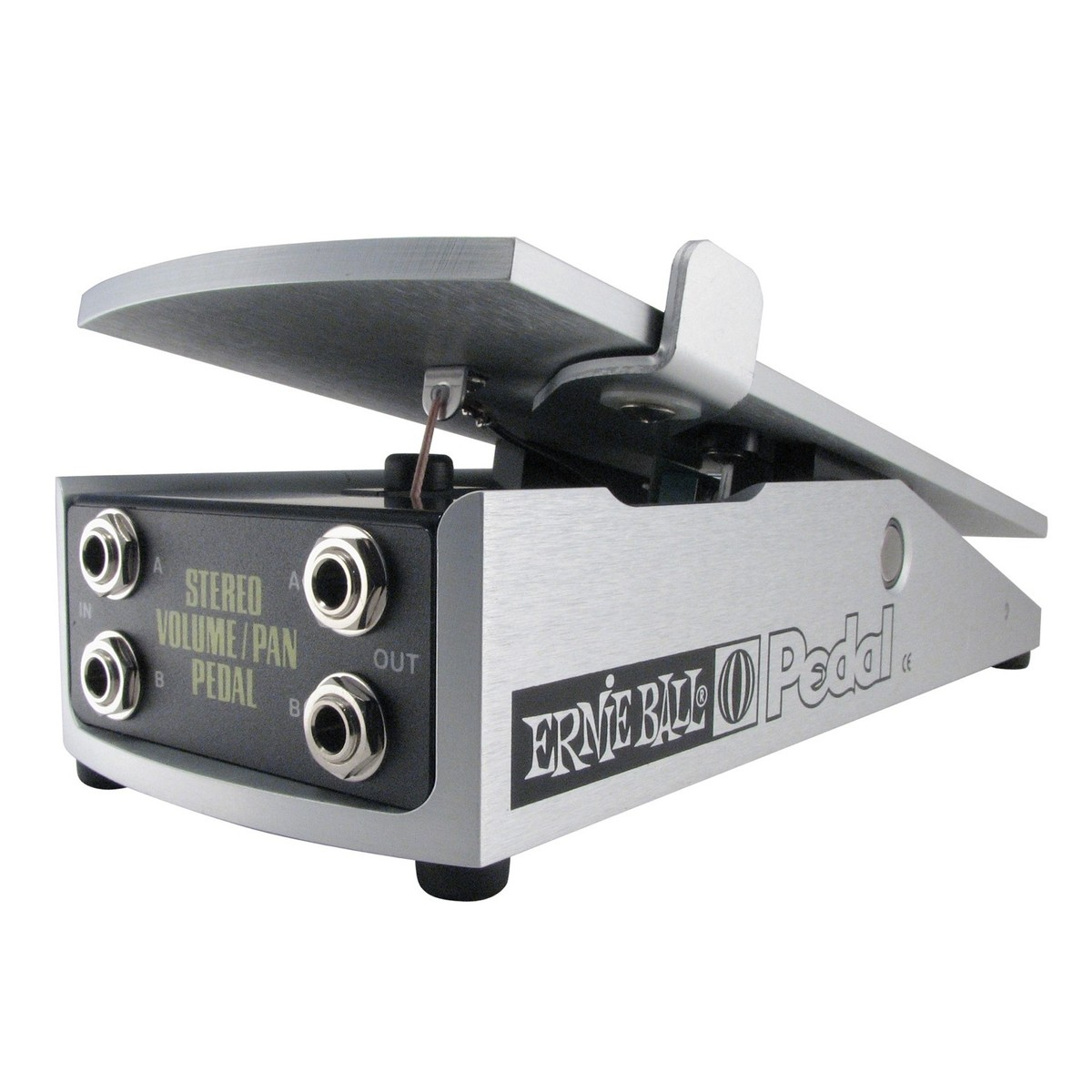 ernie ball stereo pan volume pedal at gear4music. Black Bedroom Furniture Sets. Home Design Ideas