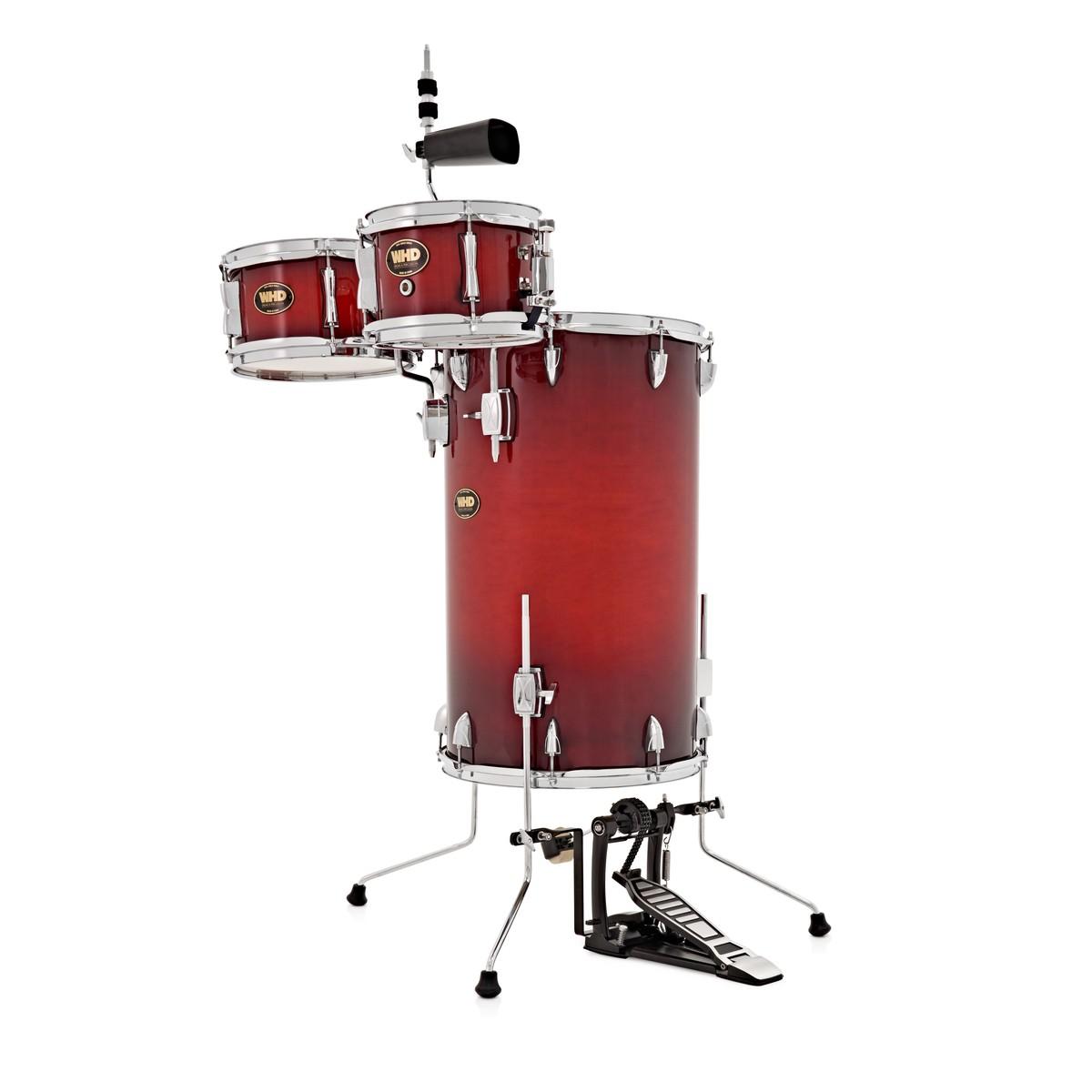 WHD Birch Cocktail Drum Kit, Sunburst