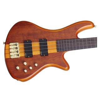 Schecter Stiletto Studio-4 FL Bass Guitar,Honey