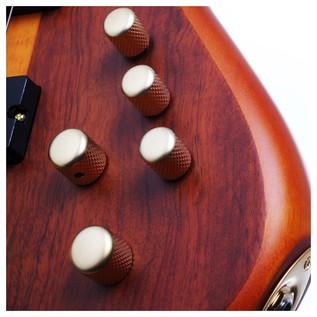 Schecter Stiletto Studio-4 FL Bass,Honey Satin