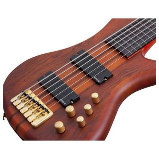 Schecter Stiletto Studio-6 FL Bass Guitar