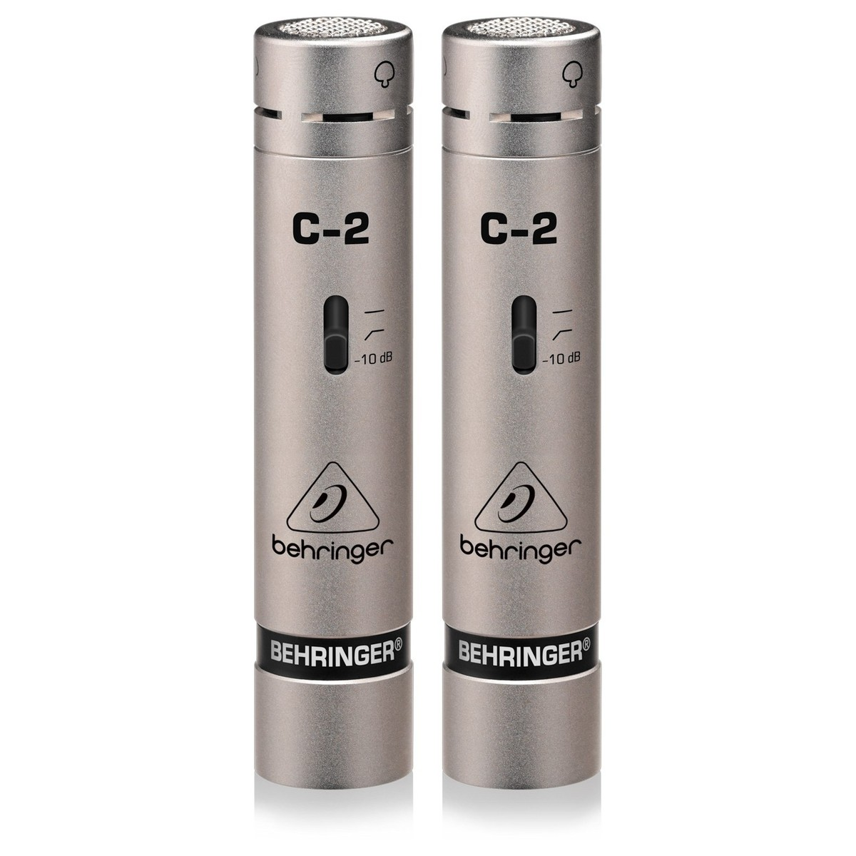 Behringer C 2 Condenser Microphone Matched Pair