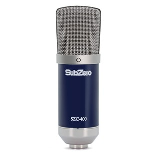 Zoom U-24 Recording Bundle - Microphone Front Without Cradle