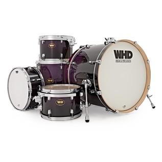 WHD Birch 5 Piece Rock Shell Pack, Purple Fade