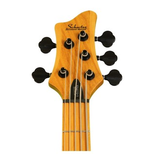 Schecter Stiletto Session 5 String Left Handed Bass