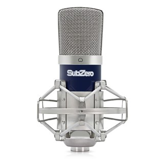 Zoom U-44 Recording Bundle - Microphone Front