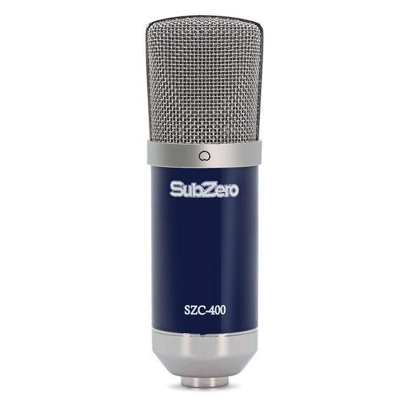Zoom U-44 Recording Bundle - Microphone Without Cradle