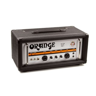 Orange AD200B MKIII Bass Guitar Head, Black