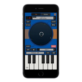 Yamaha MX49 - FM Essentials iOS App