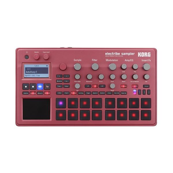 Korg Electribe ESX2-RD Electribe Sampler