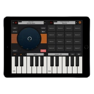 Yamaha MX61 - FM Essentials iOS App