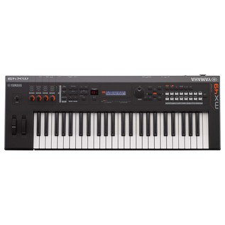 Yamaha MX49 II Music Production Synthesizer, Black