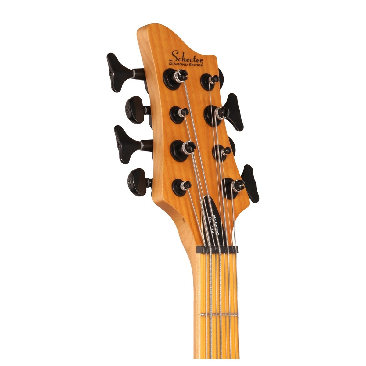 schecter riot session 8 electric bass guitar aged natural satin at gear4music. Black Bedroom Furniture Sets. Home Design Ideas