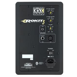 KRK Rokit RP5 G3 Active Monitor, Single
