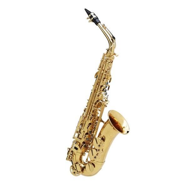 Buffet SenzoAlto Saxophone, with Yellow Brass Body & Brass Keys