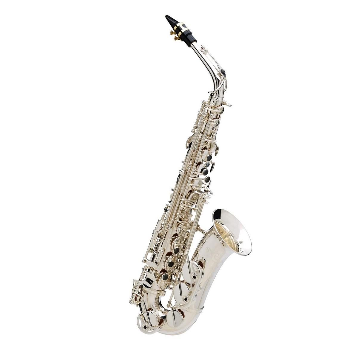 Astounding Buffet Senzo Alto Saxophone Silver Plated Copper Body Brass Keys Download Free Architecture Designs Ponolprimenicaraguapropertycom