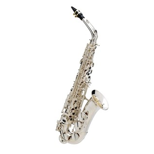 Buffet Senzo Alto Saxophone with Red Copper Body & Brass Keys