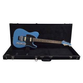 GJ2 By Grover Jackson Hellhound FR Electric Guitar and Case