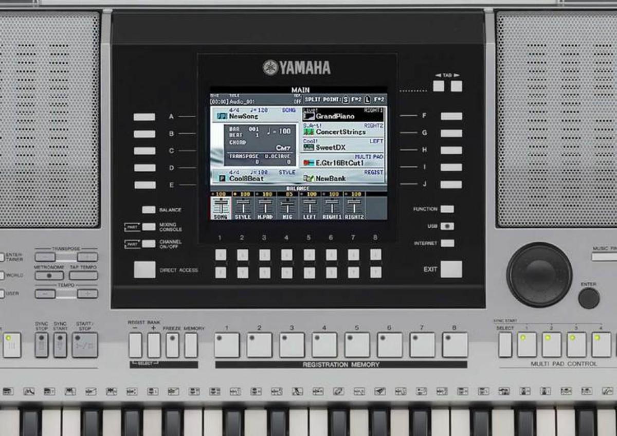 Yamaha Psr S950 Styles Download - ozfasr