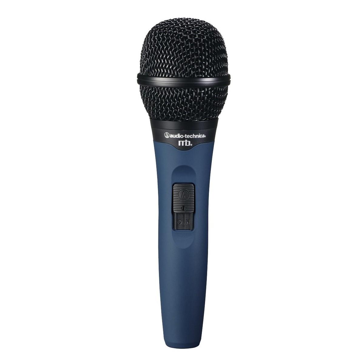 Se TILBUD på Omnitronic MIC 85 Dynamic Microphone TILBUD NU