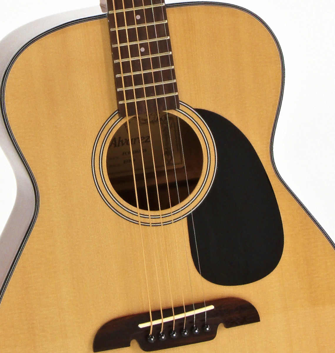 Alvarez RF010 Acoustic Guitar + Perfect Ten Pack At Gear4music