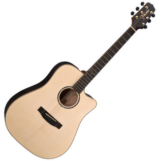 Takamine EG363SC Dreadnought Cutaway Electro Acoustic Guitar, Natural