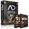 XLN Audio verslavend Drums & moderne Jazz drumstokken & borstels bundel