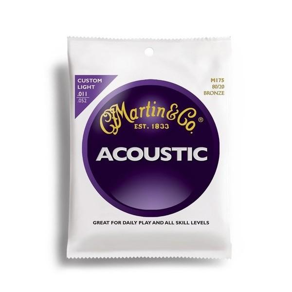 Martin M175 80/20 Bronze Strings 011-052