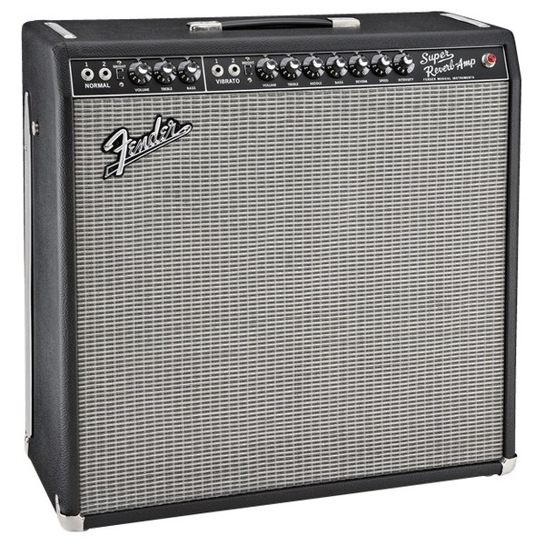 Fender '65 Super Reverb Combo Left