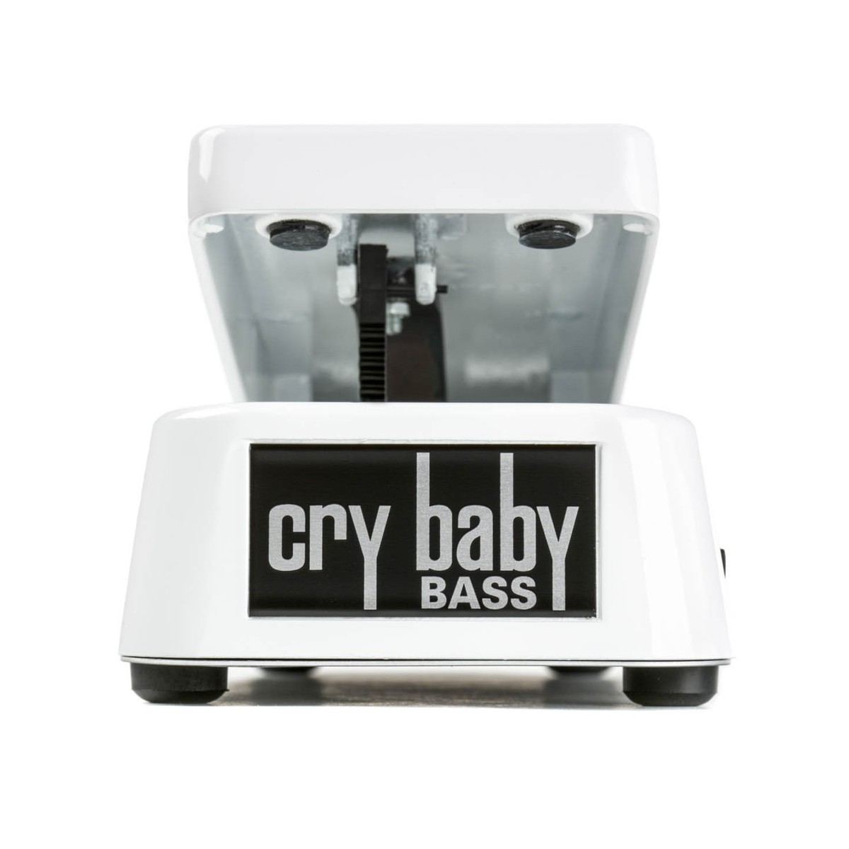 Jim Dunlop Crybaby Bass Wah White