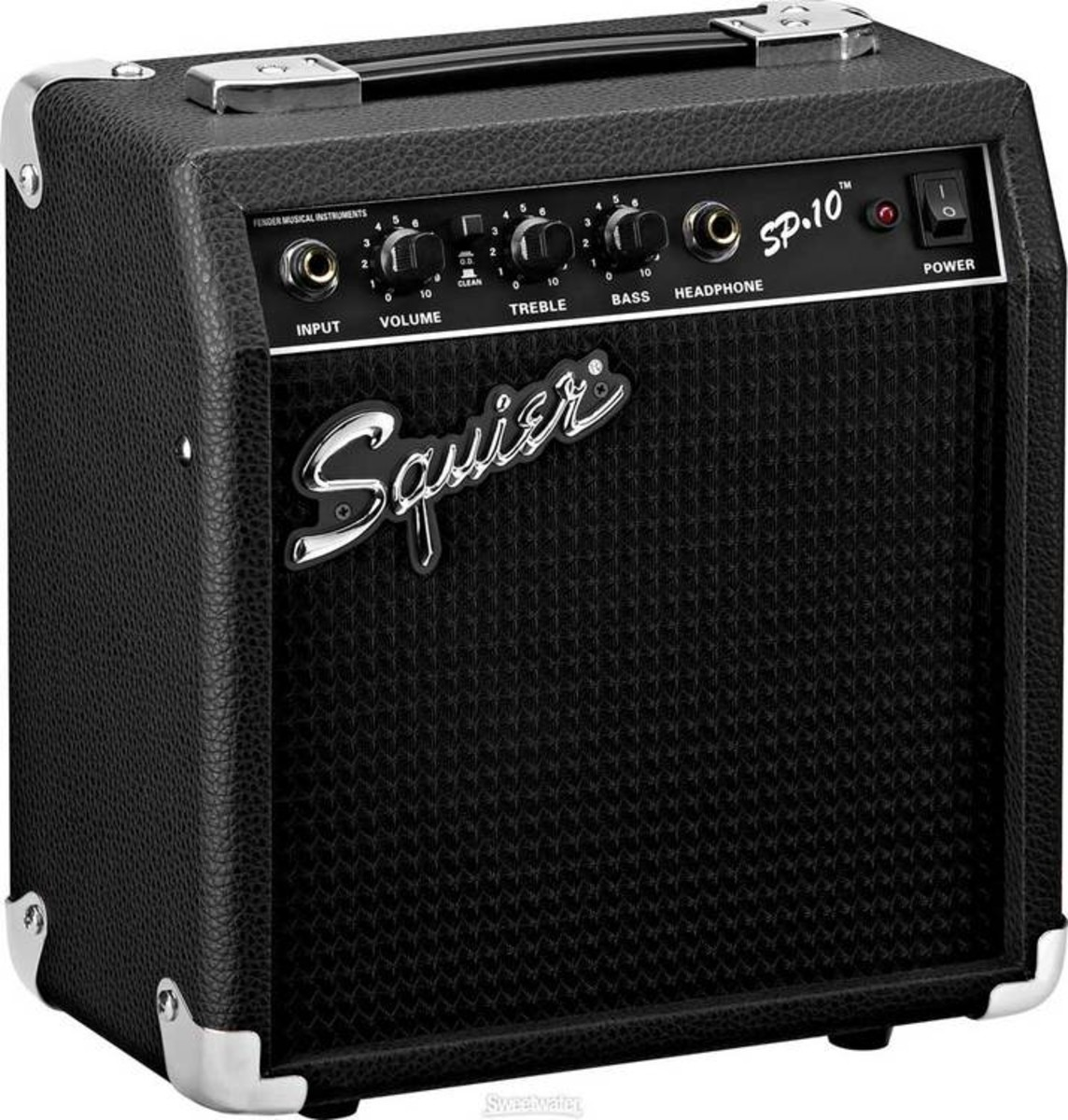squier by fender se special strat sp10 amp pack black at gear4music. Black Bedroom Furniture Sets. Home Design Ideas