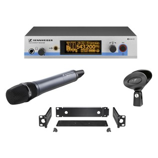 Sennheiser EW 500 935 G3 GB Wireless Handheld Microphone System CH 38