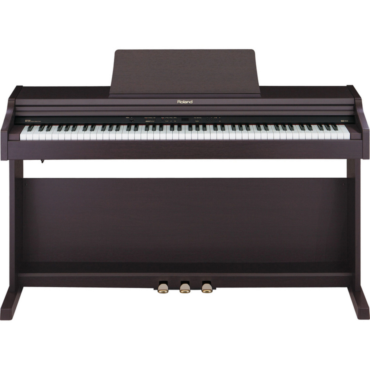 discontinued roland rp 201 digital piano rosewood at gear4music. Black Bedroom Furniture Sets. Home Design Ideas