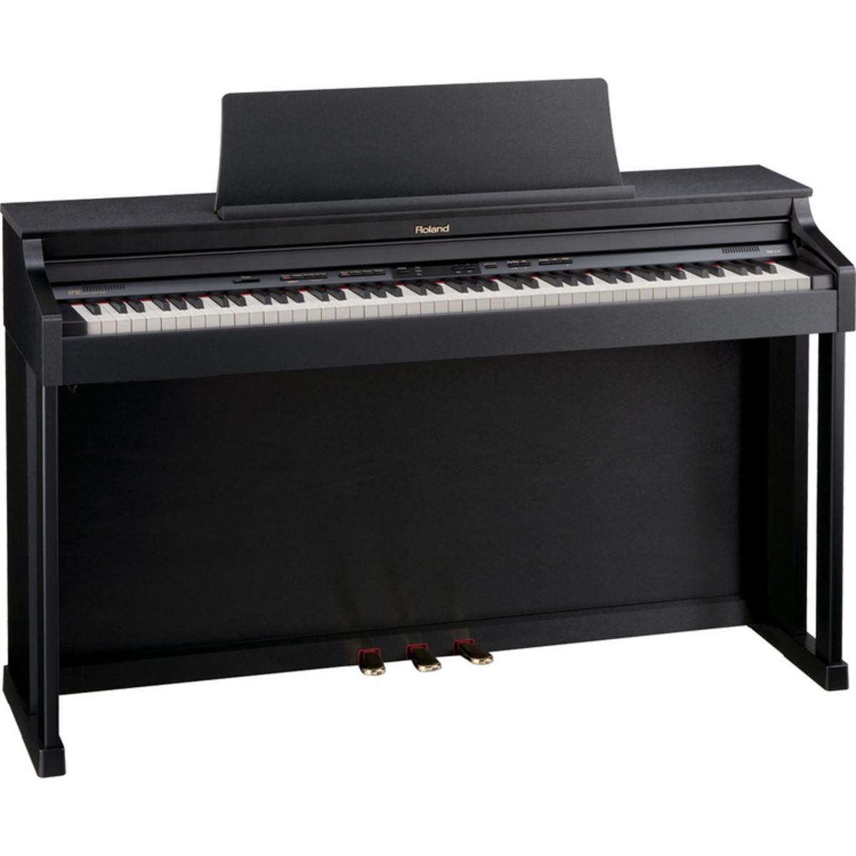 Roland Digital Piano Model Hp 5700 : disc roland hp 305 digital piano satin black at gear4music ~ Vivirlamusica.com Haus und Dekorationen