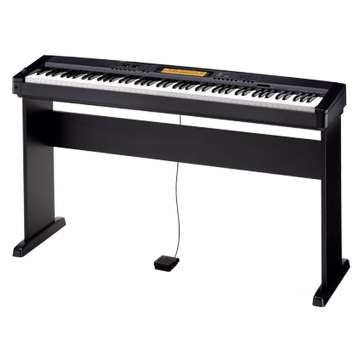 casio cdp 200r digital piano with stand at gear4music. Black Bedroom Furniture Sets. Home Design Ideas