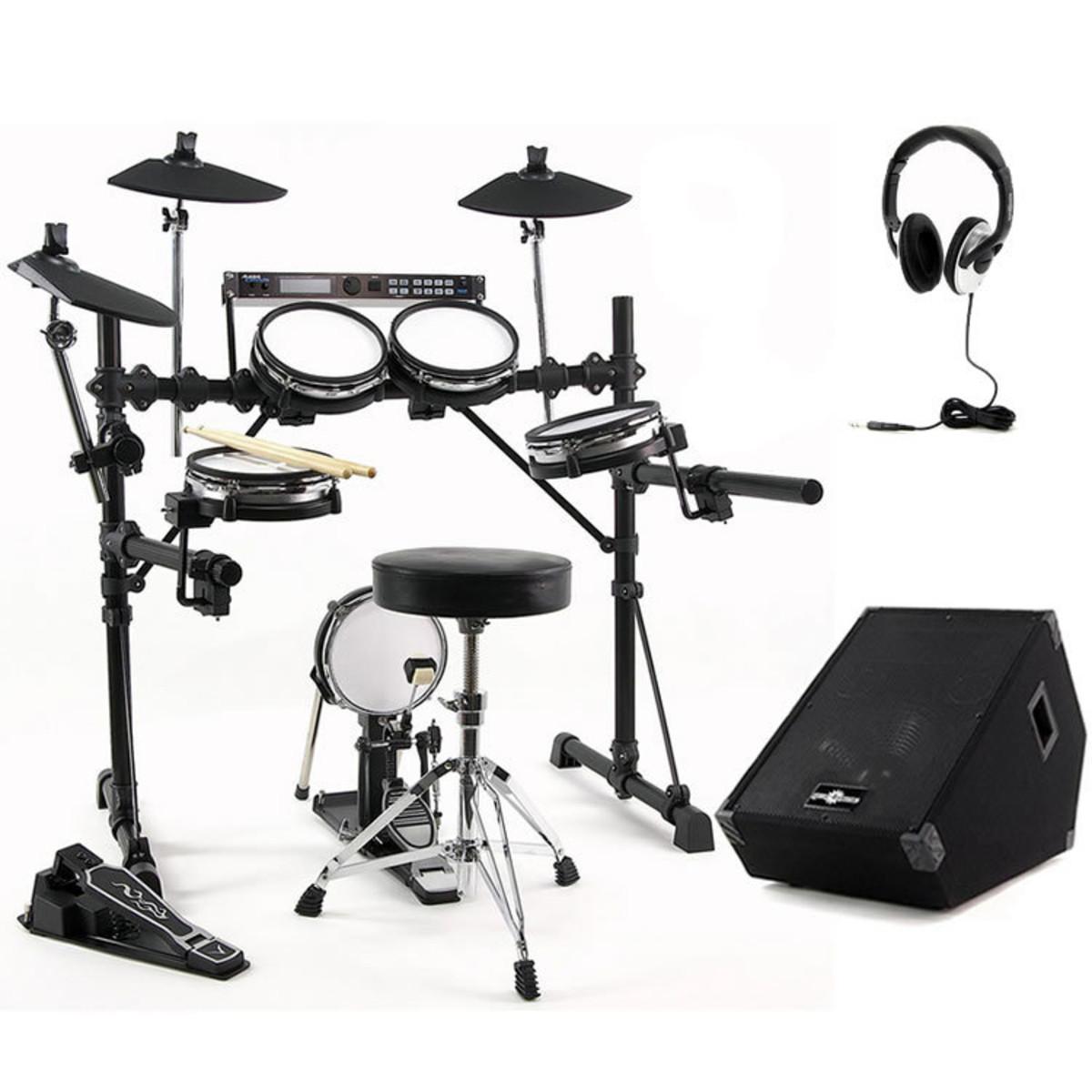 Alesis DM5 Pro Drum Kit & 150W Amp Pack