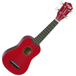 Tanglewood TU 6 Union Soprano Ukulele Pack, Wine Red