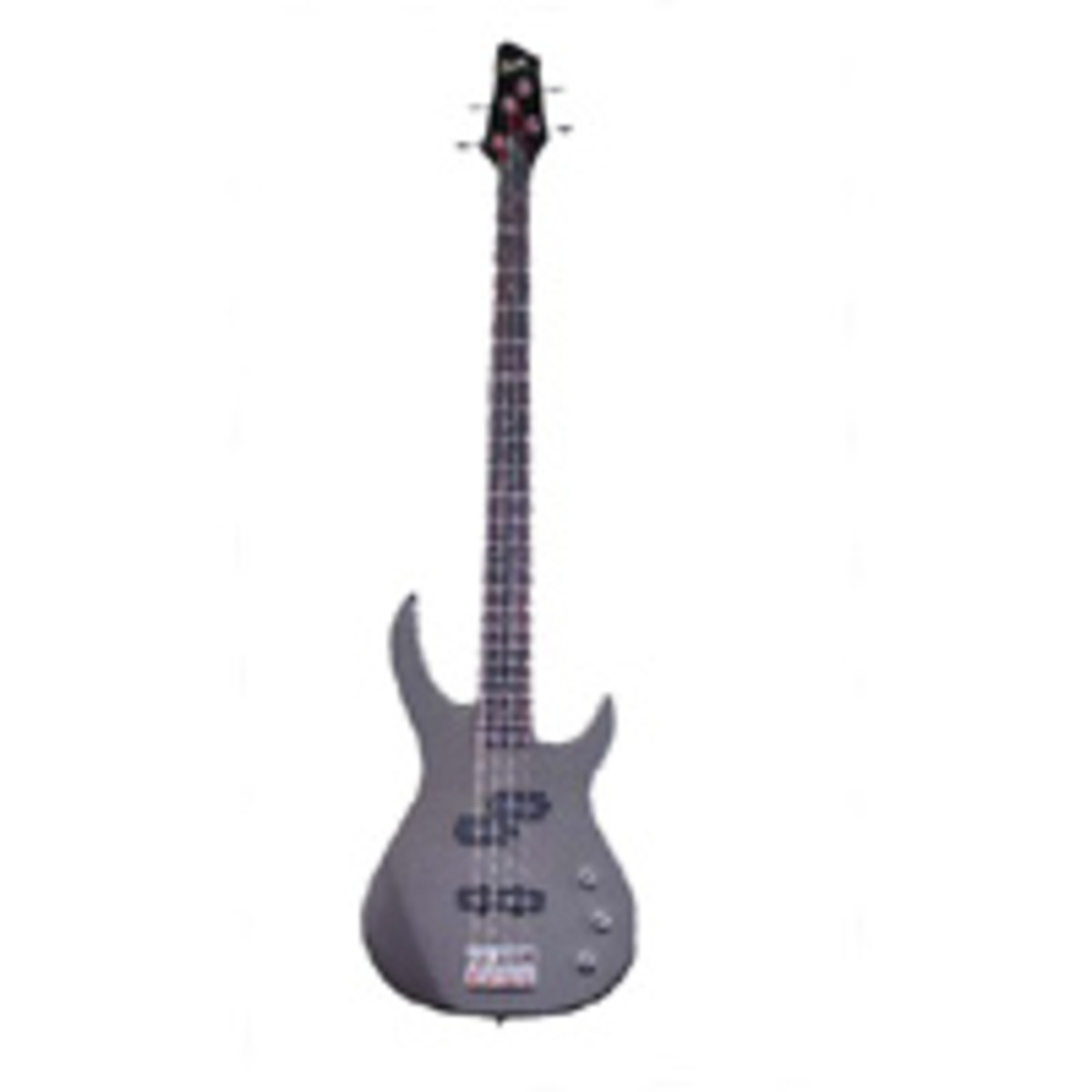 Squier MB4 Bass RW, Pewter Metallic at Gear4music.com