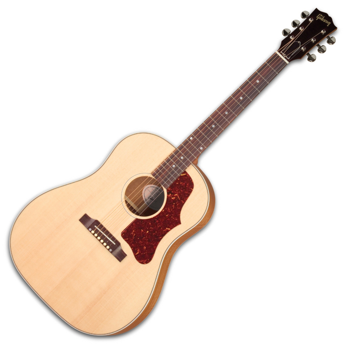 gibson j 50 electro acoustic guitar natural at gear4music. Black Bedroom Furniture Sets. Home Design Ideas