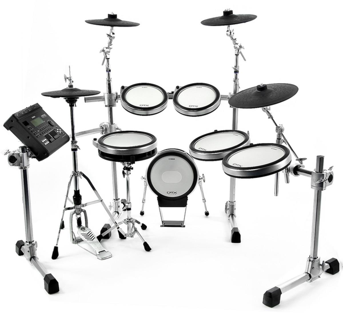 disc yamaha dtx950 digital drum kit at gear4music. Black Bedroom Furniture Sets. Home Design Ideas