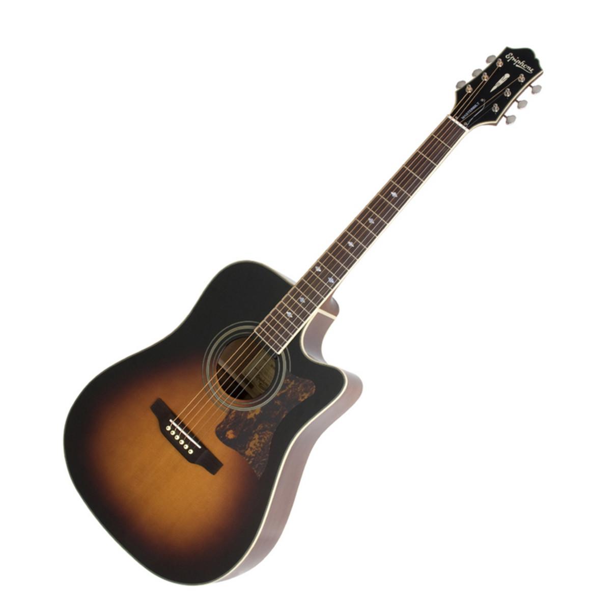 epiphone masterbilt dr 500mce guitare electro acoustique. Black Bedroom Furniture Sets. Home Design Ideas