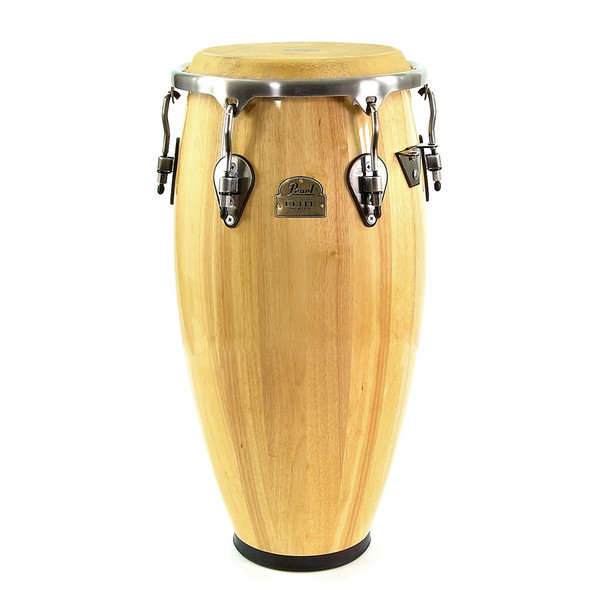 "Pearl Elite 11-3/4"" Conga, Natural"