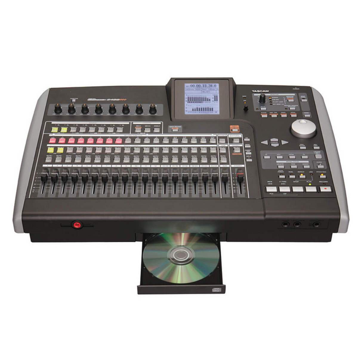 disc tascam 2488 neo digital portastudio at gear4music com rh gear4music com tascam 2488 mkii user manual Tascam 2488 Tutorial
