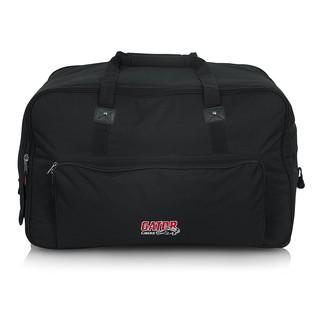 Gator GPA-712LG Large Format 12'' Portable Speaker Bag with Wheels