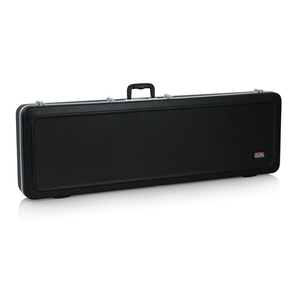 Gator GC-BASS Deluxe Bass Guitar Case, Side