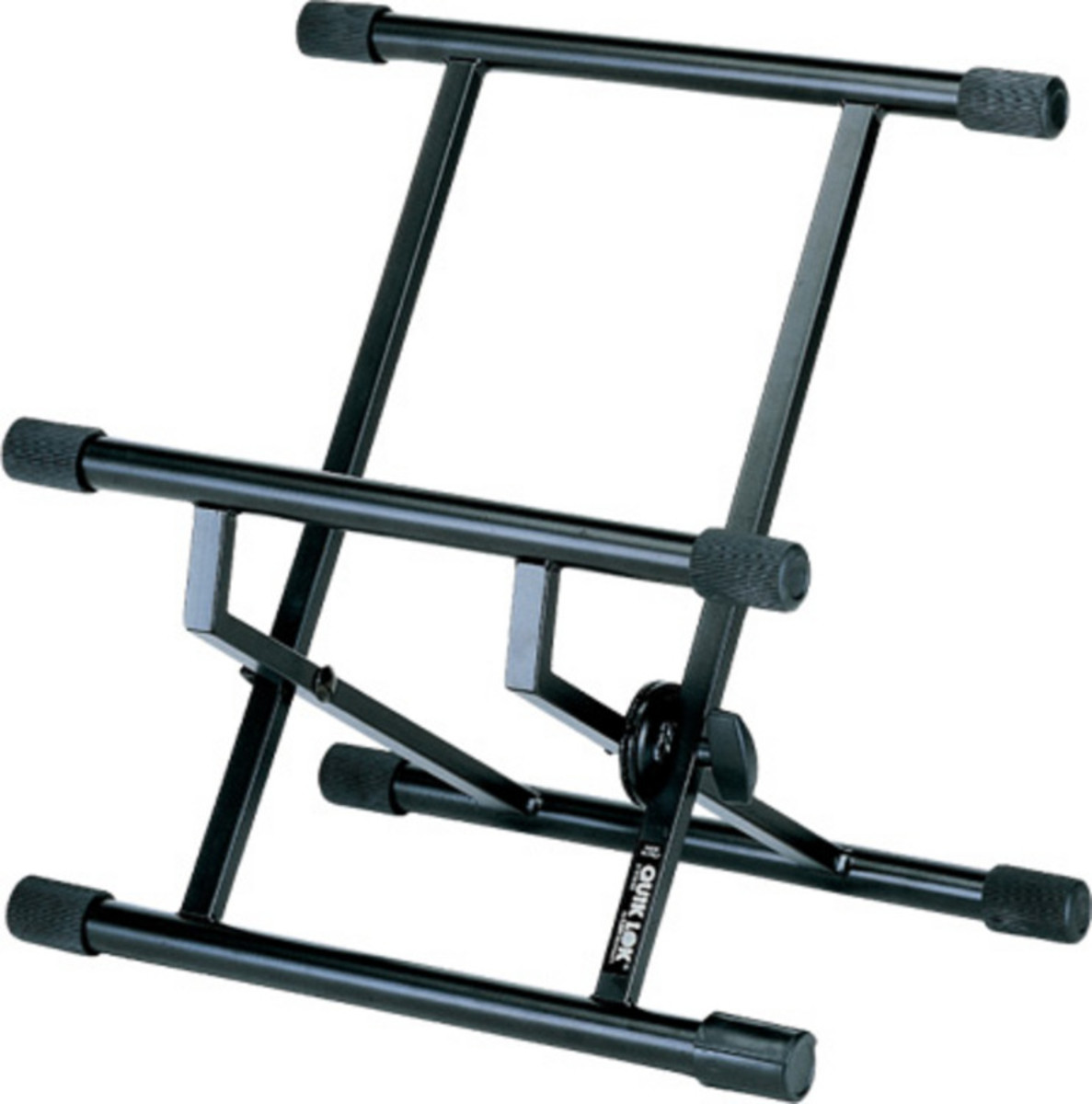 Click to view product details and reviews for Quiklok Bs 317 Double Braced Amp Monitor Stand.