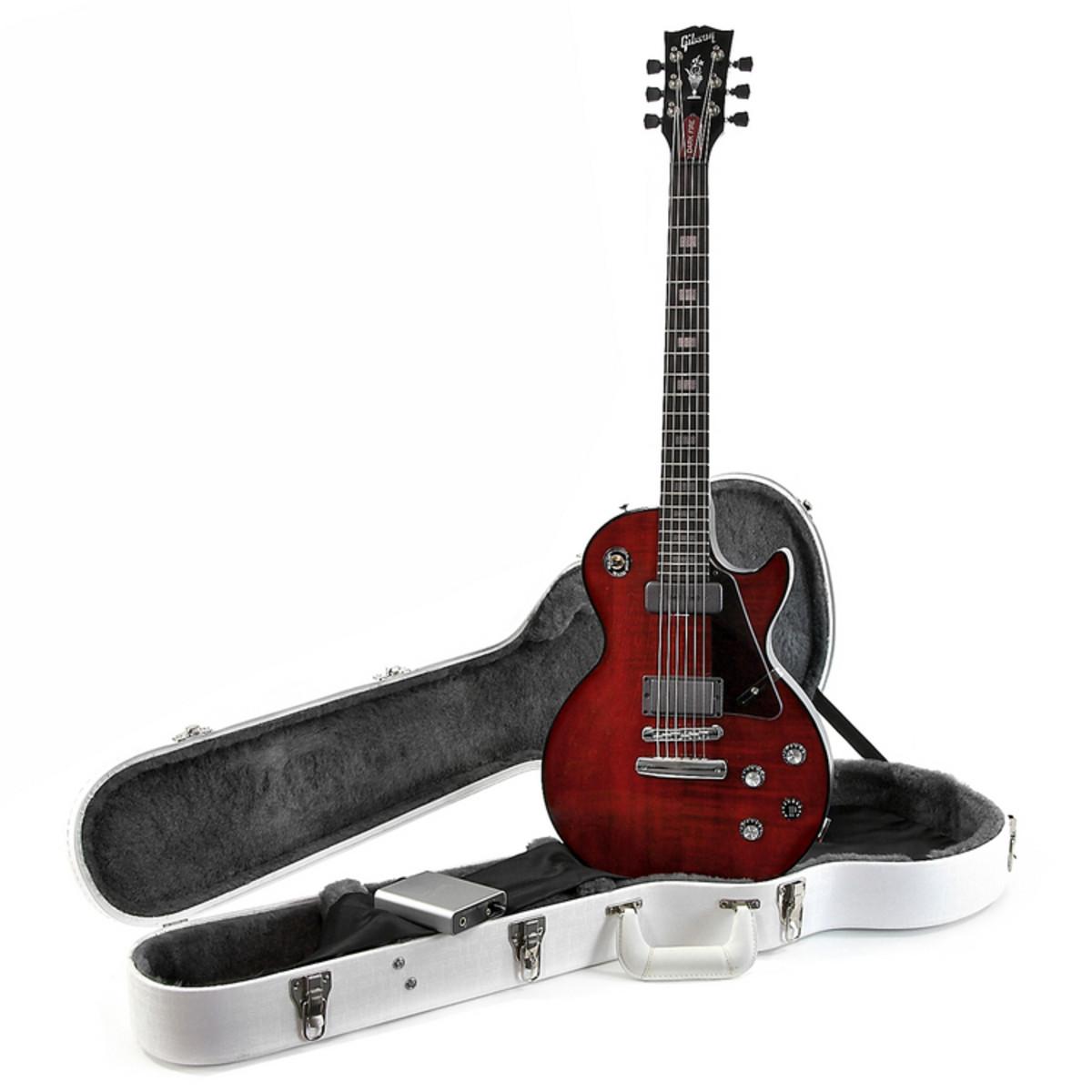 Gibson Dark Fire Robot Les Paul Guitar, Limited Edition bei Gear4music