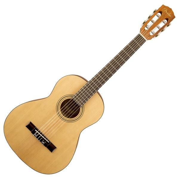 Fender ESC80 3/4 Classical Acoustic, Natural