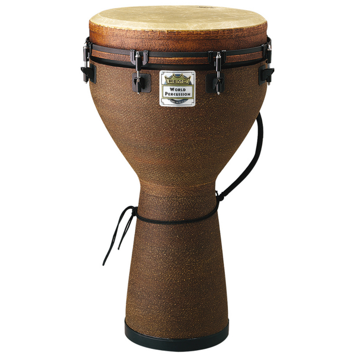 Click to view product details and reviews for Remo Key Tuned 24 X 10 Djembe Earth.