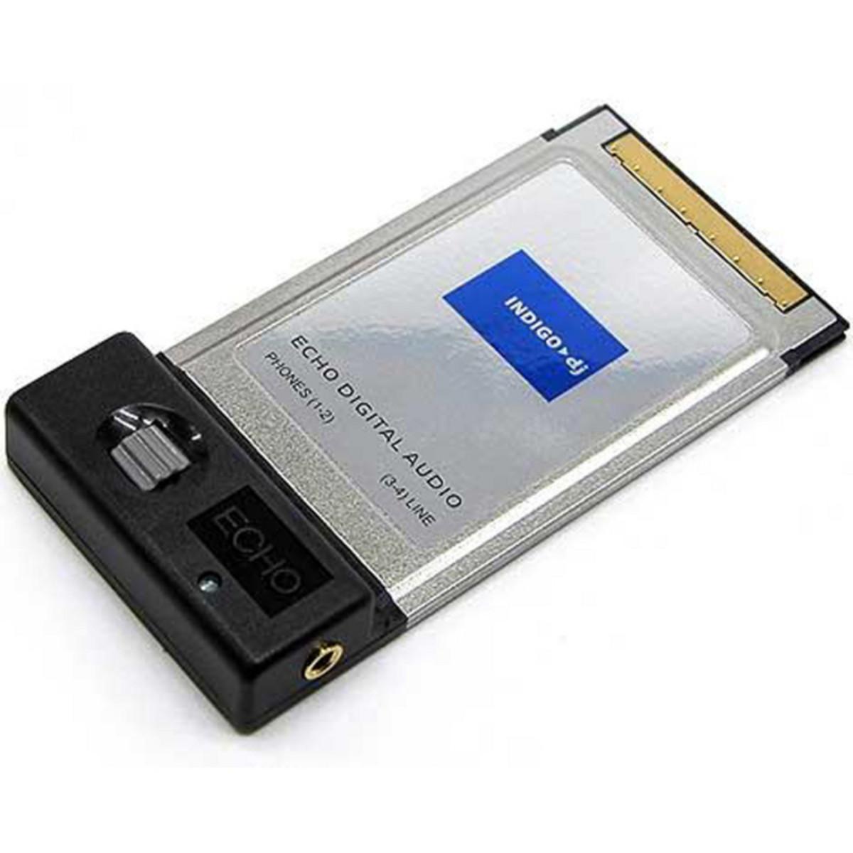 Echo Audio Indigo dj PCMCIA Type II Cardbus Descargar Controlador